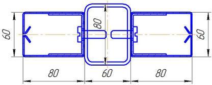 монтаж противопожарных штор к трубе 60-80