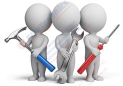 задачи сервисного обслуживания противопожарной продукции (шторы, ворота)