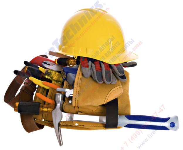 Профессиональный монтаж противопожарных систем FireTechnics