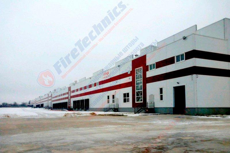 Готовые проекты компании FireTechnics