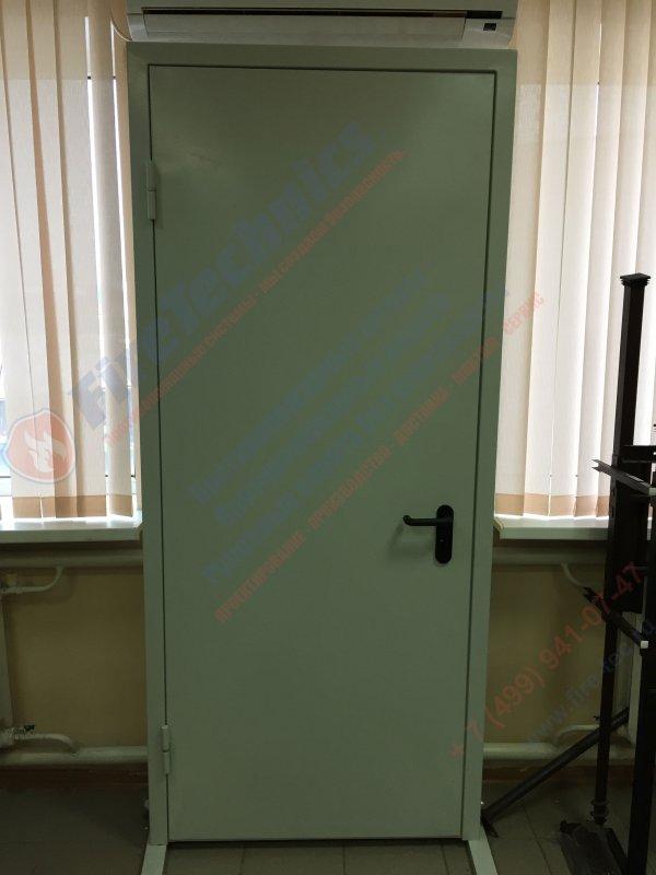 Противопожарные двери EI60