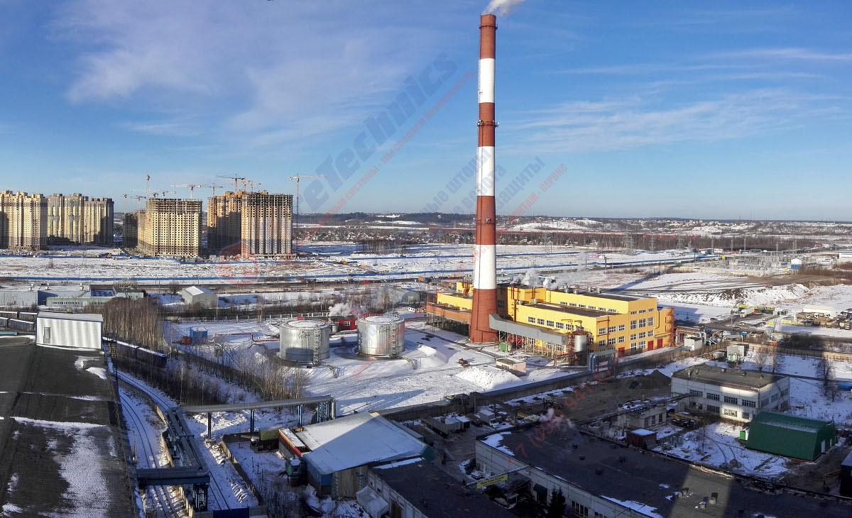 В Петербурге склад