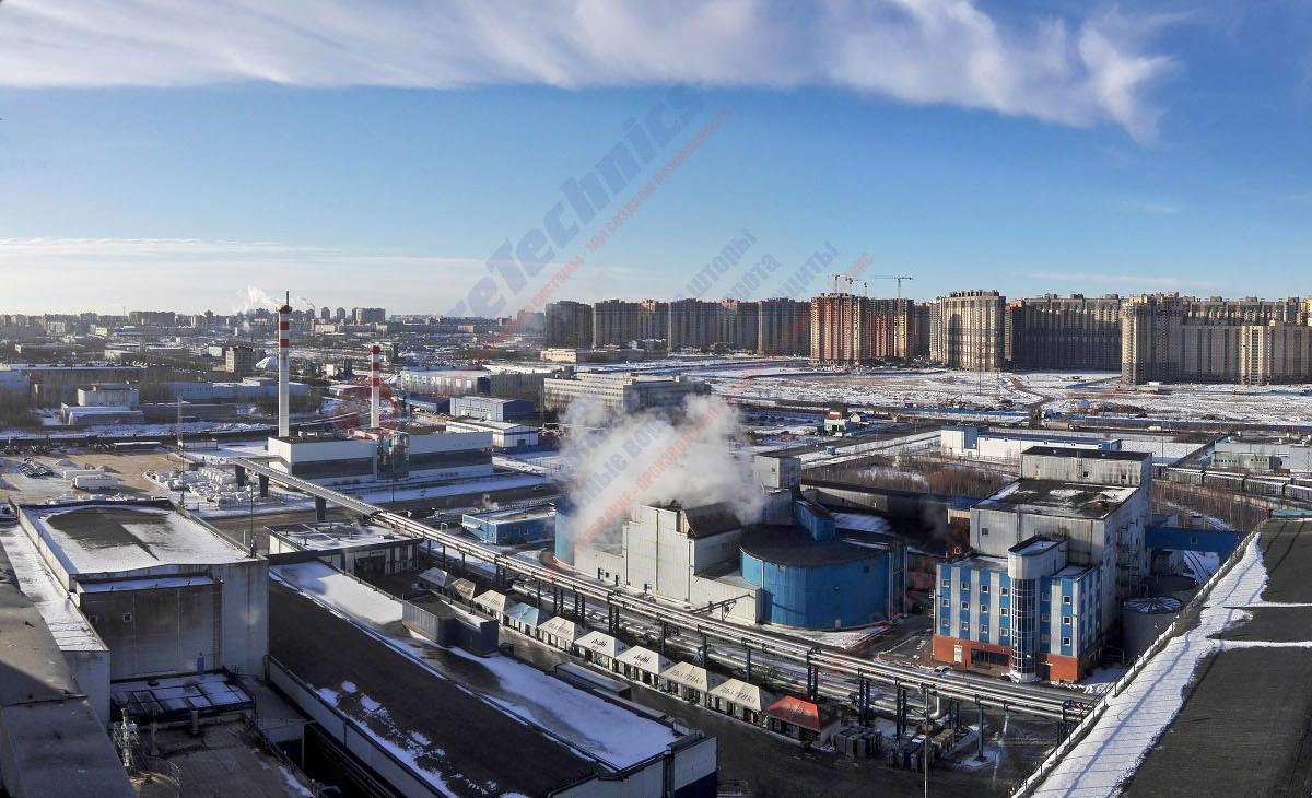 В Петербурге введен в эксплуатацию склад