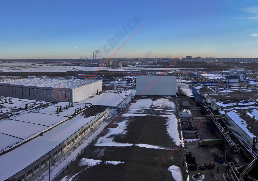 В Петербурге введен в эксплуатацию крупный склад